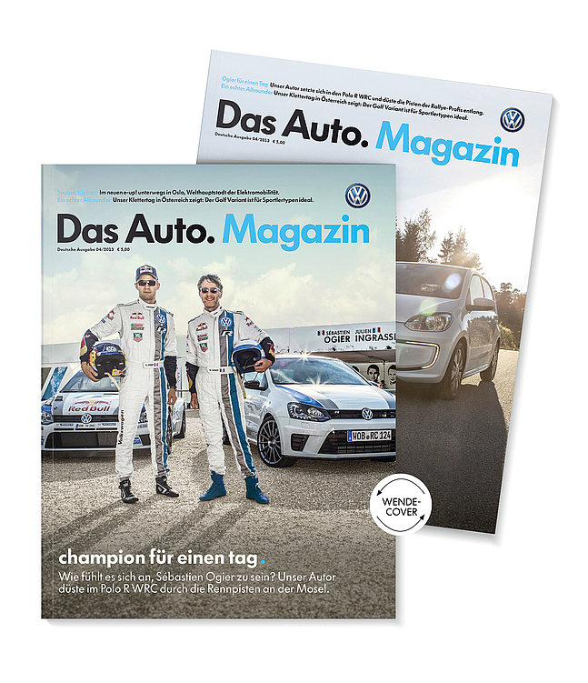 Das Auto. Magazine | Red Dot Design Award