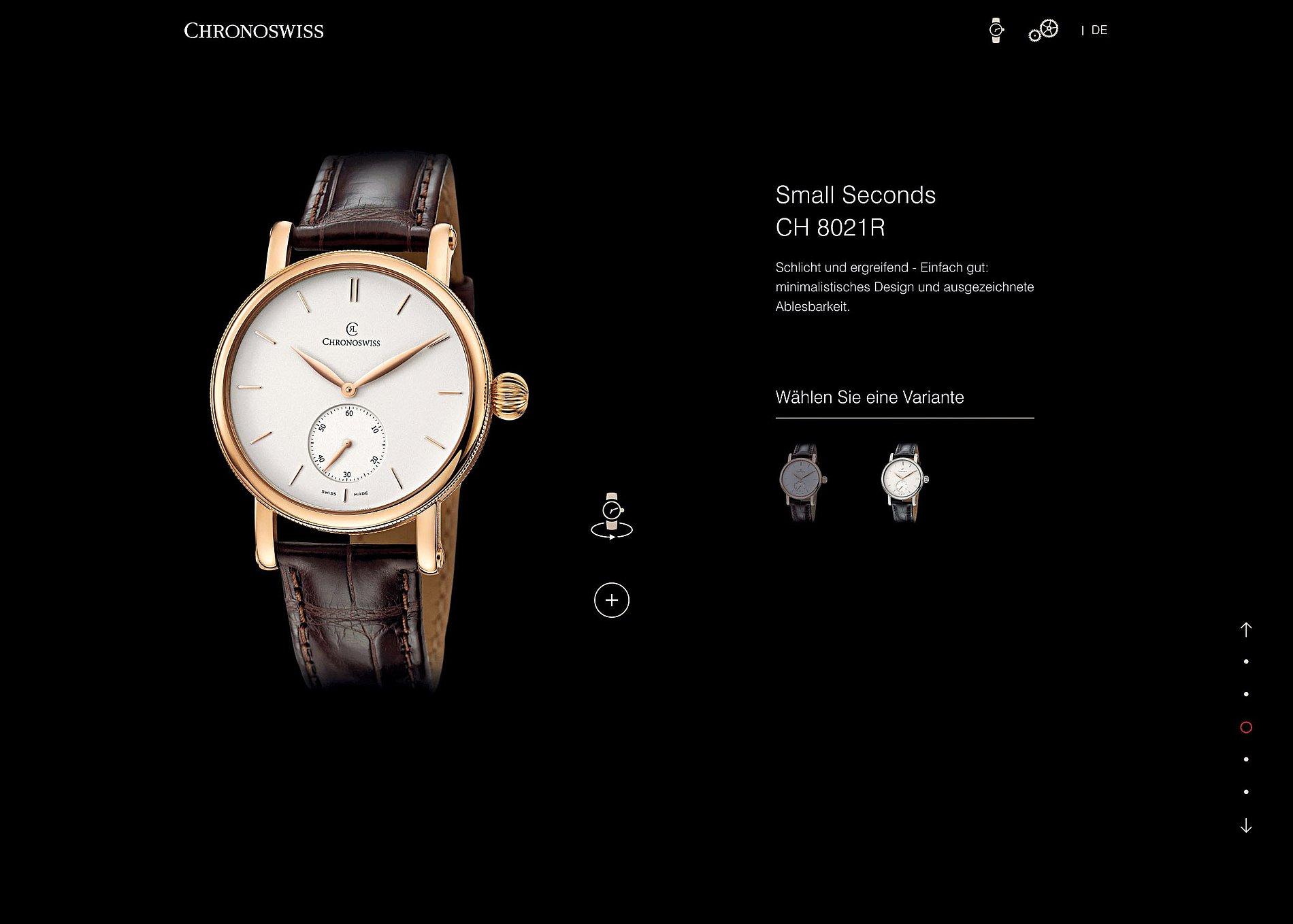 Chronoswiss | Red Dot Design Award