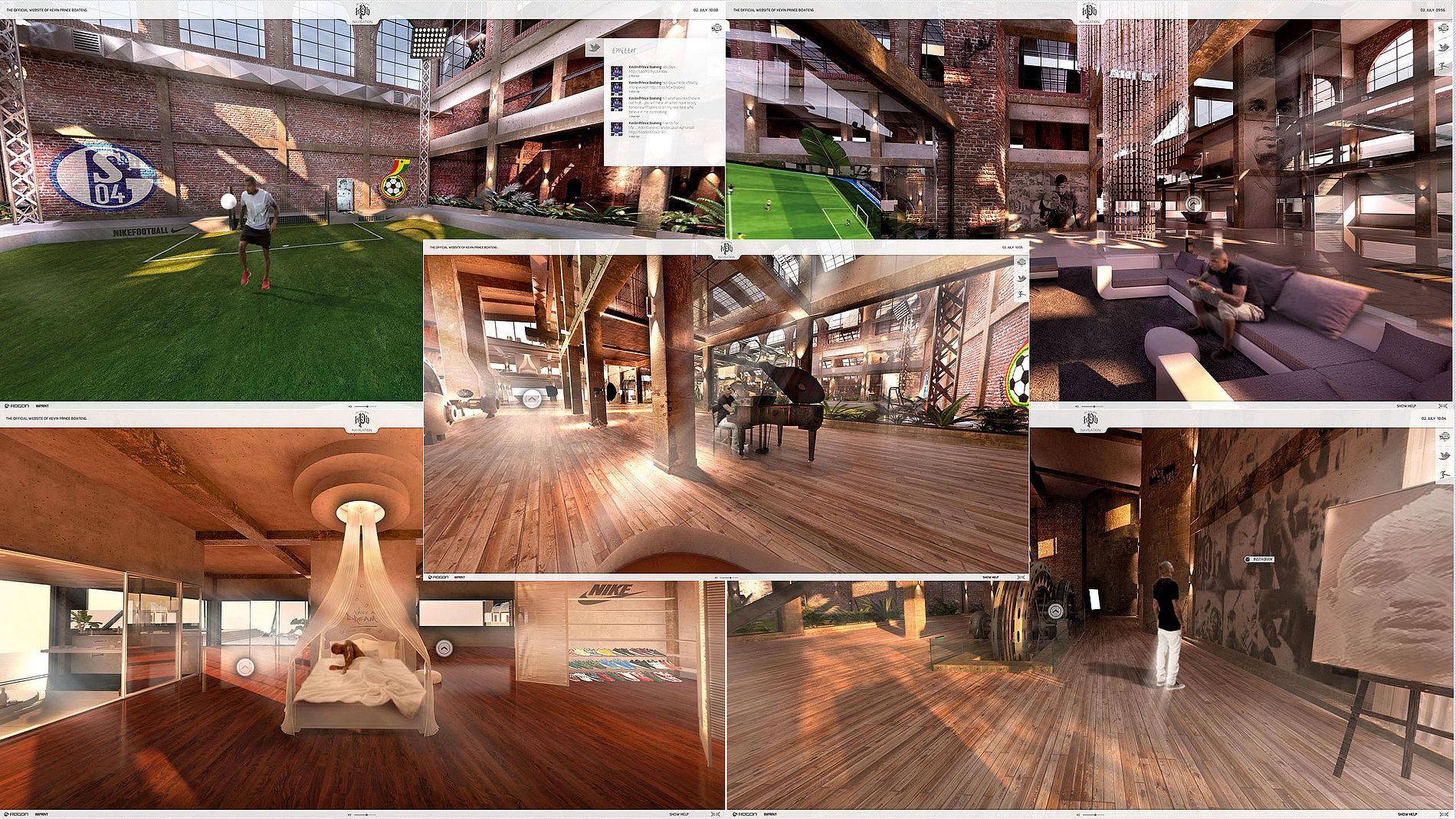 Kevin-Prince Boateng | Red Dot Design Award