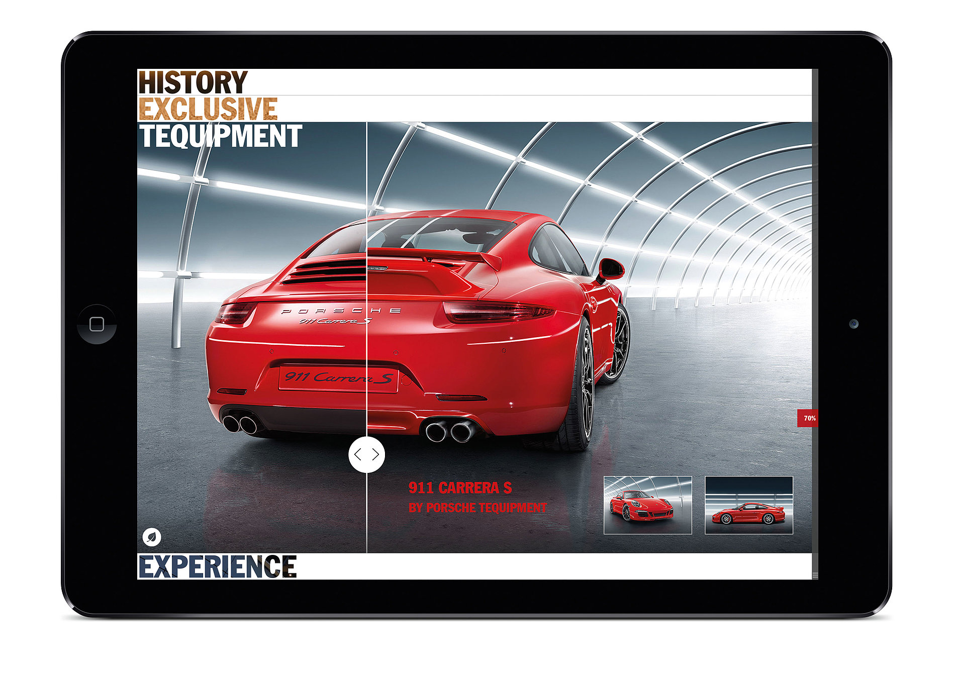 Porsche Exclusive & Tequipment | Red Dot Design Award