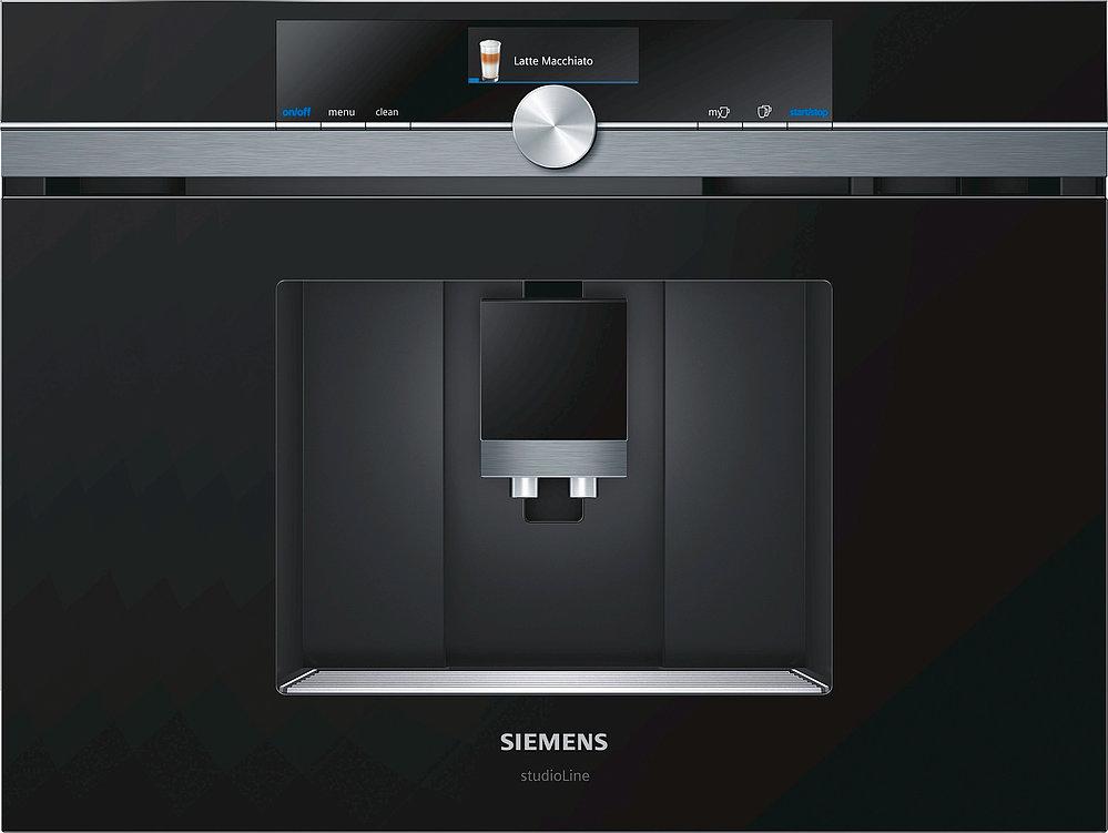 Siemens iQ700 studioLine Kaffeevollautomat (CT836LEB6)   Red Dot Design Award