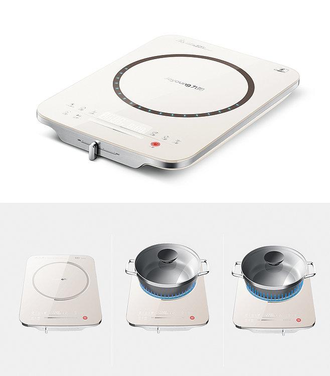 Induction Cooker C22-3D5 | Red Dot Design Award