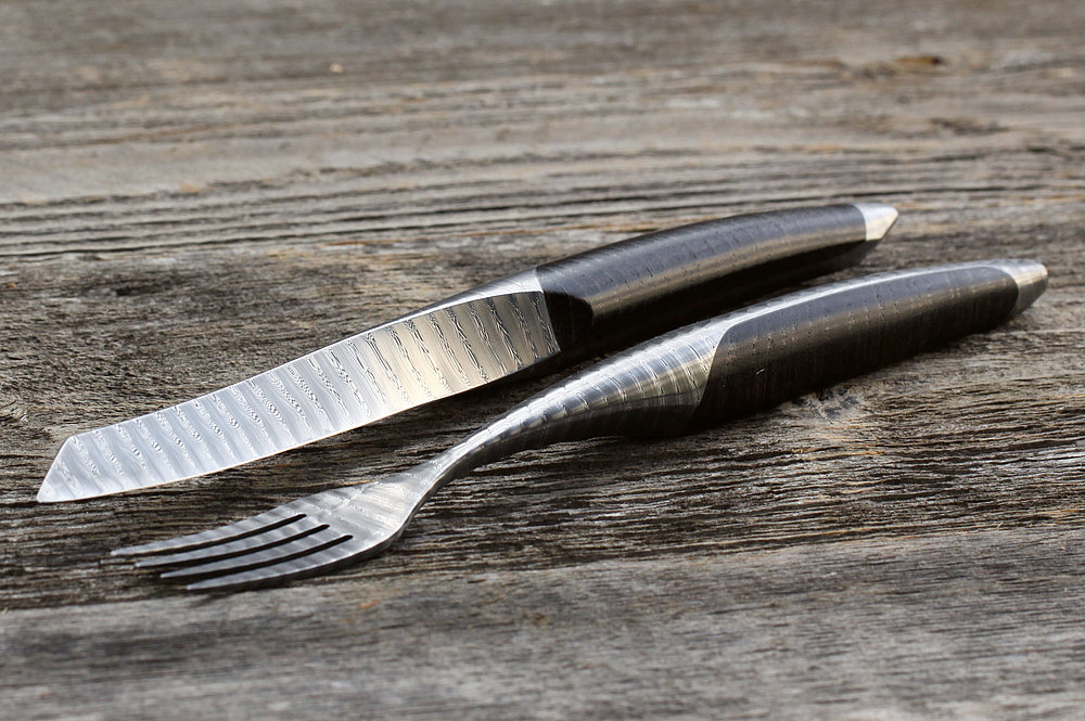 sknife Steak Cutlery | Red Dot Design Award