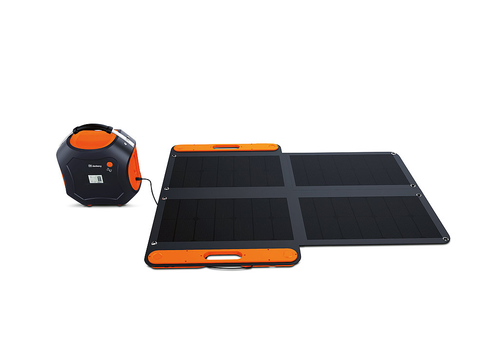 Outdoor Solar Charger | Red Dot Design Award