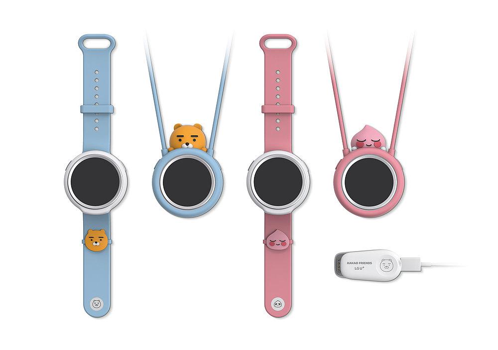 Kakao Friends Kids Watch | Red Dot Design Award