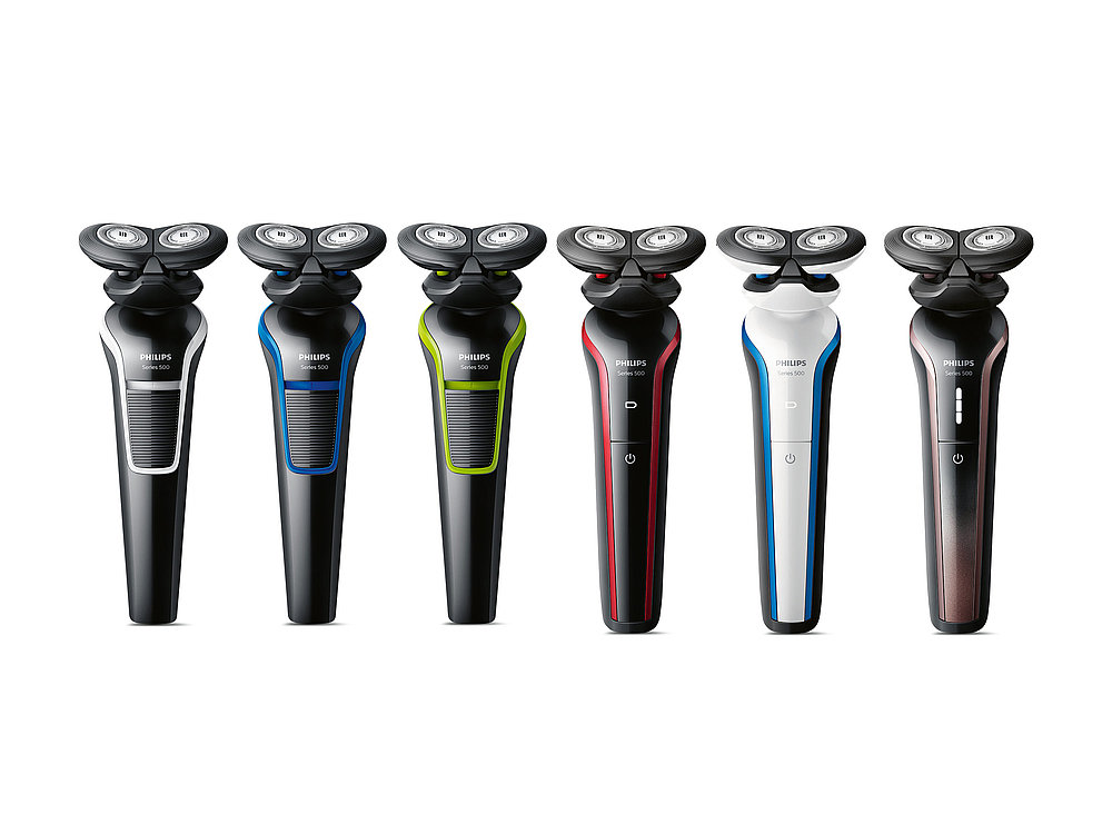 Shaver Series 500 | Red Dot Design Award