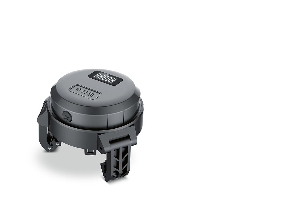 Meter-Reading Robot | Red Dot Design Award