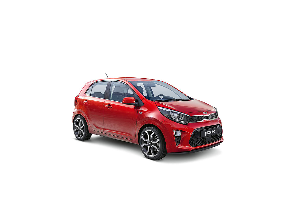 Kia Picanto | Red Dot Design Award