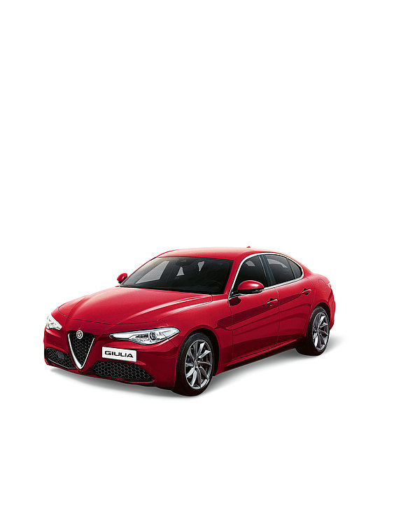 Alfa Romeo Giulia | Red Dot Design Award
