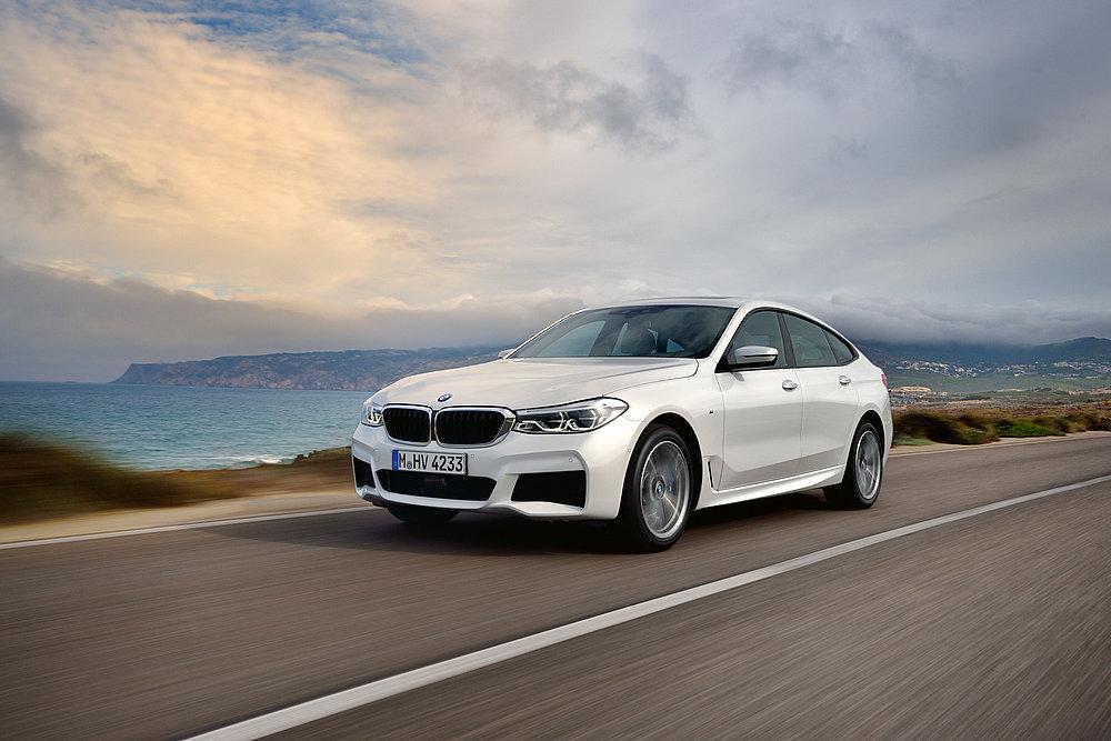 BMW 6 Series Gran Turismo | Red Dot Design Award