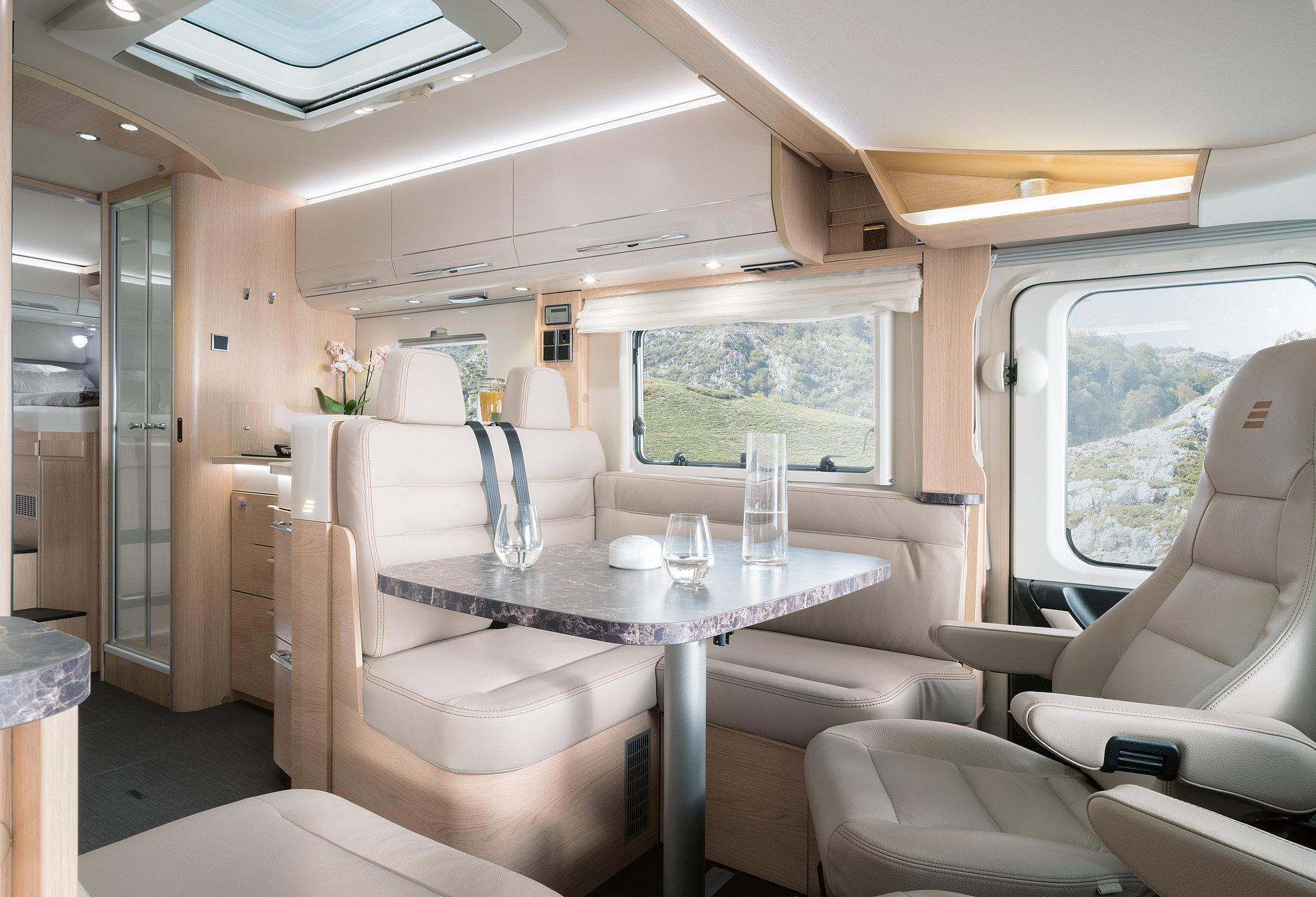 Hymermobil B-Class SupremeLine   Red Dot Design Award