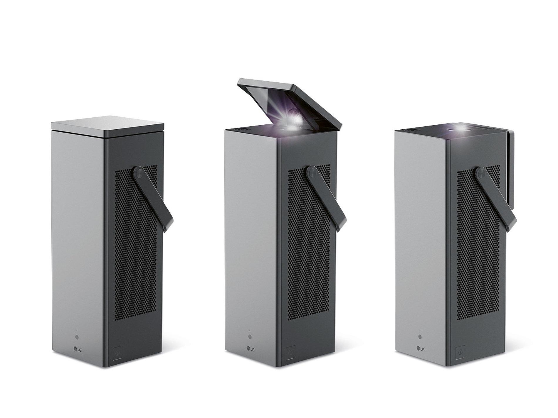 LG Cinebeam (HU80K) | Red Dot Design Award