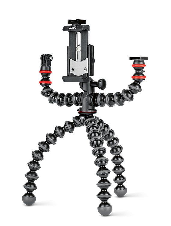 GorillaPod Mobile Rig | Red Dot Design Award