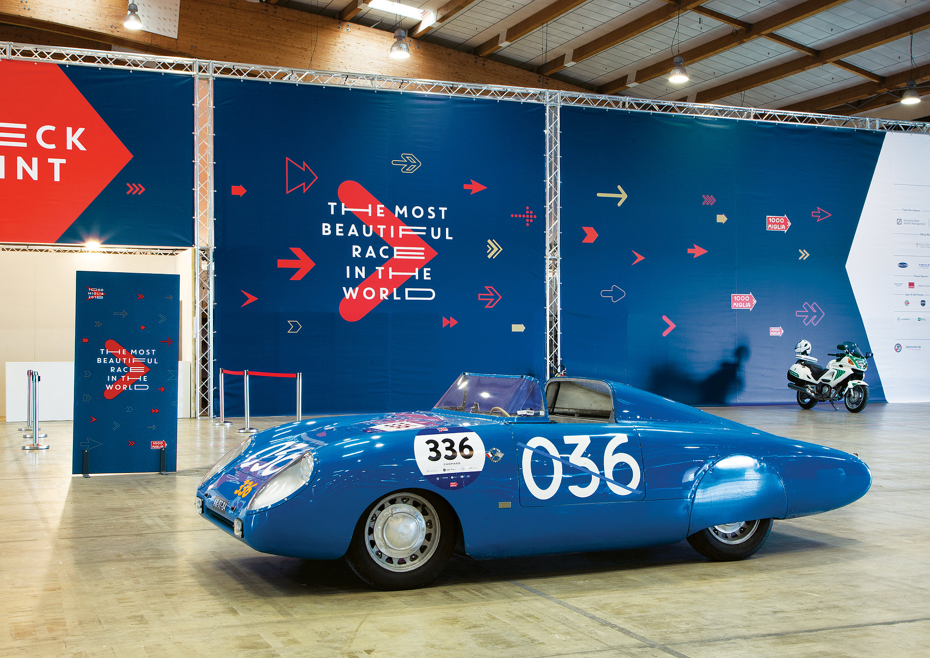 1000 Miglia | Red Dot Design Award