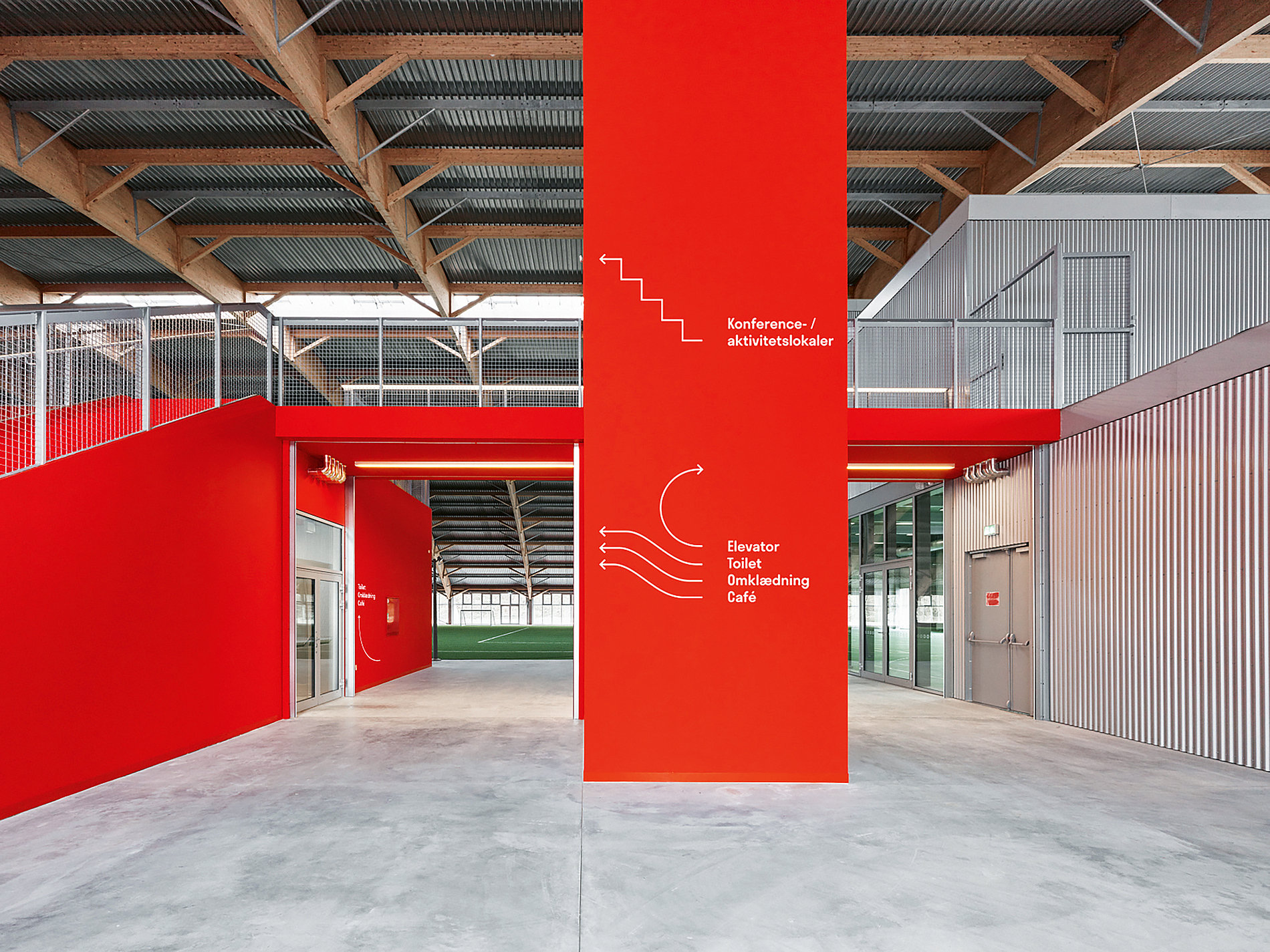 Hafnia-Hallen — All Fun and Games | Red Dot Design Award