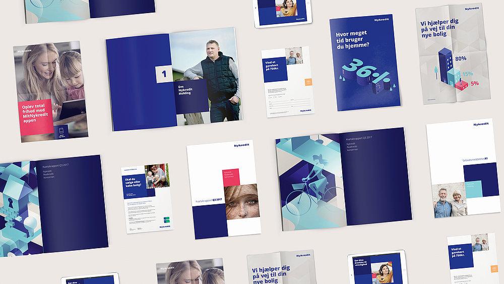 Nykredit – Brand Refresh | Red Dot Design Award