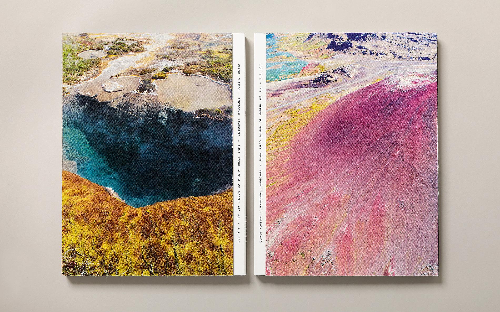 Olafur Eliasson: Pentagonal Landscapes | Red Dot Design Award
