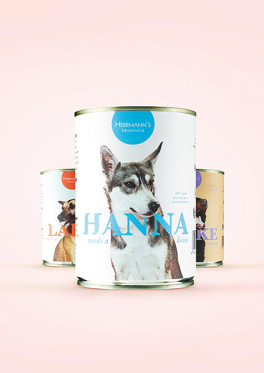 Pet Food for Good | Red Dot Design Award
