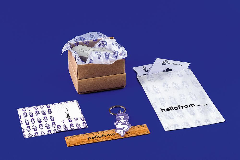 Hellofrom | Red Dot Design Award
