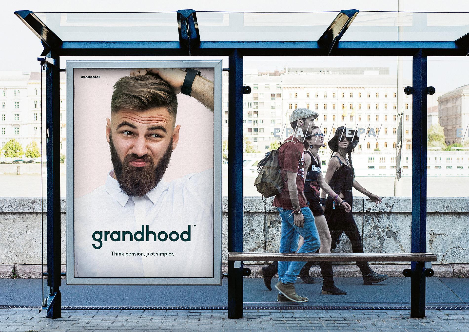 Grandhood – Rethink Retirement | Red Dot Design Award