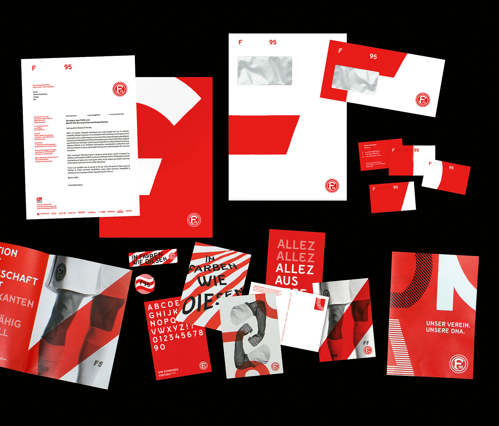 Fortuna Düsseldorf 1895 | Red Dot Design Award