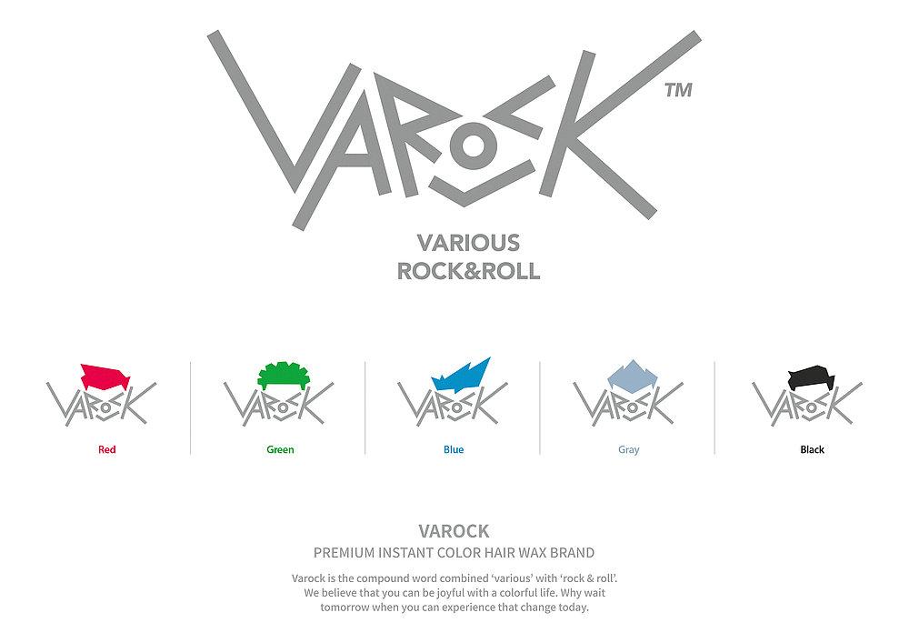 VAROCK – Color Hair Wax | Red Dot Design Award