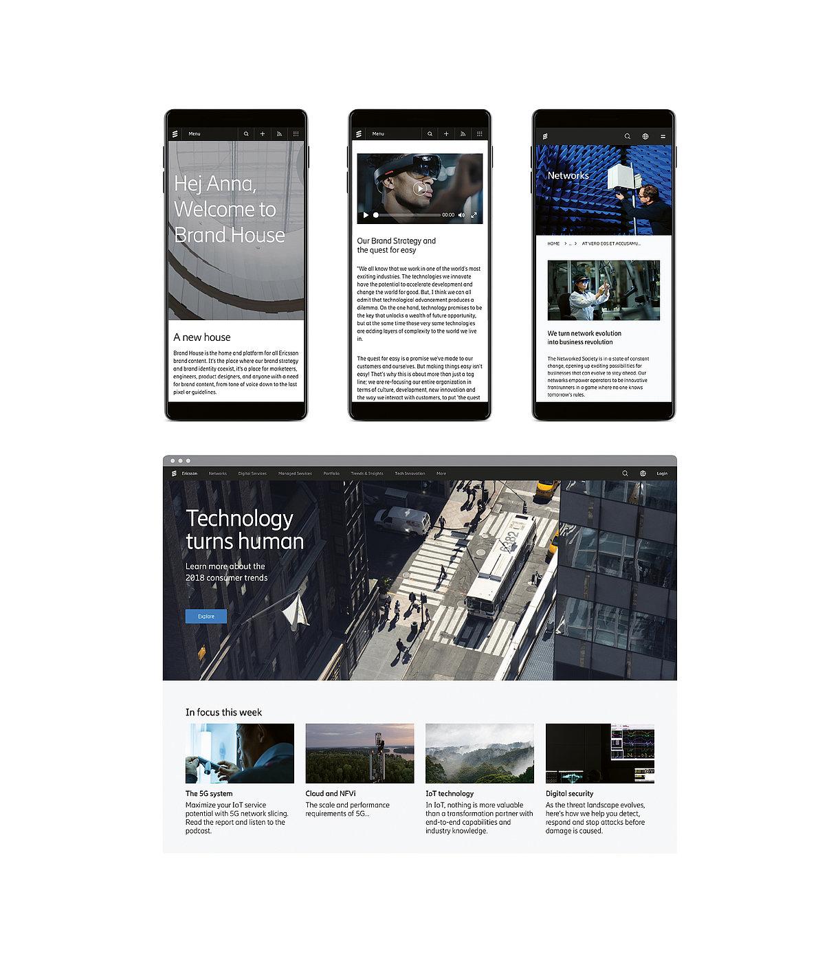 Ericsson | Red Dot Design Award