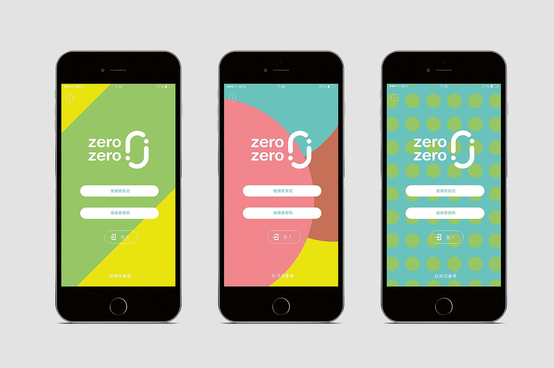 zero zero | Red Dot Design Award
