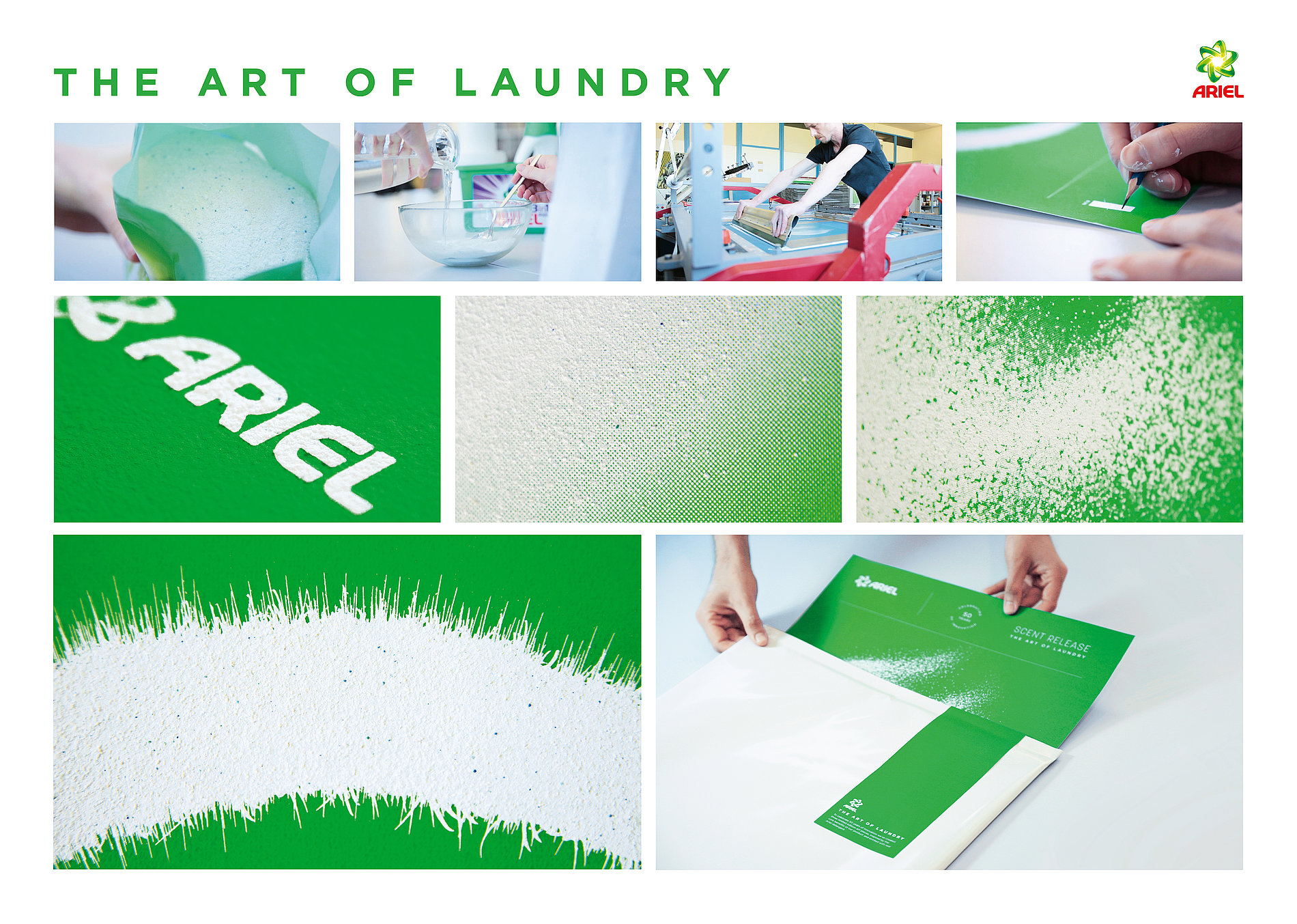 Ariel – The Art of Laundry | Red Dot Design Award