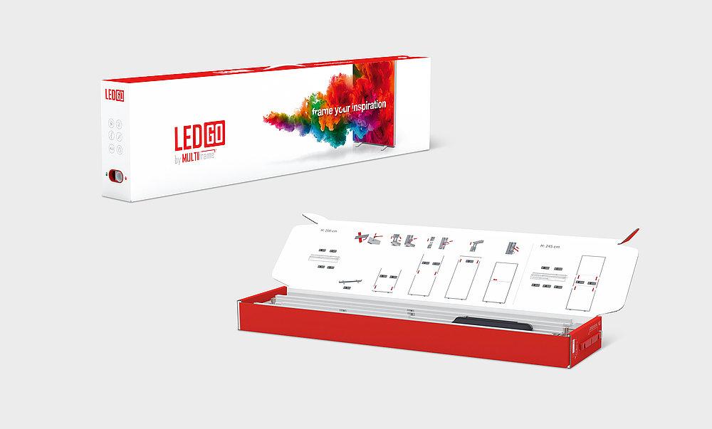 LE[D]GO | Red Dot Design Award