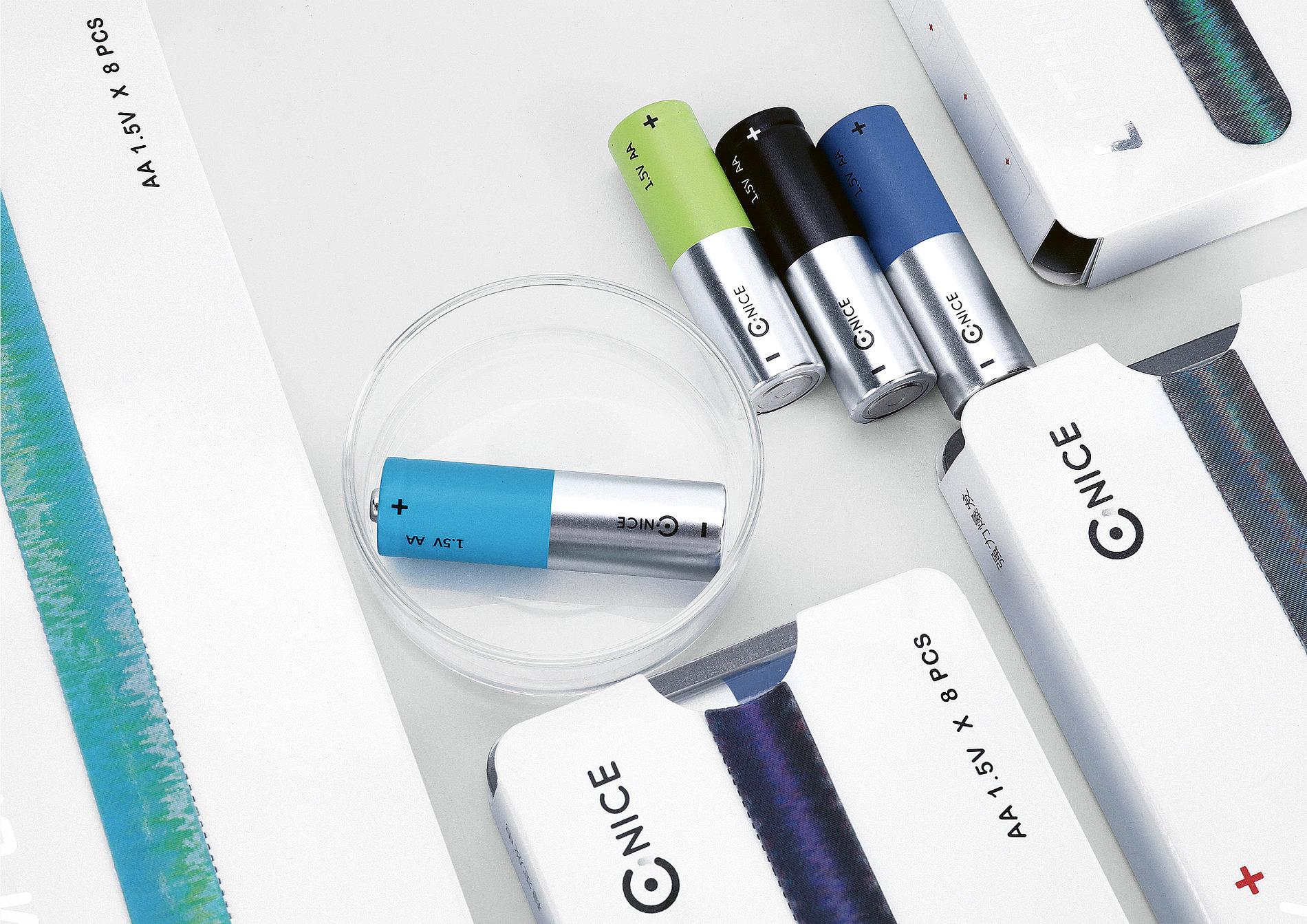 Nice Lithium Battery | Red Dot Design Award