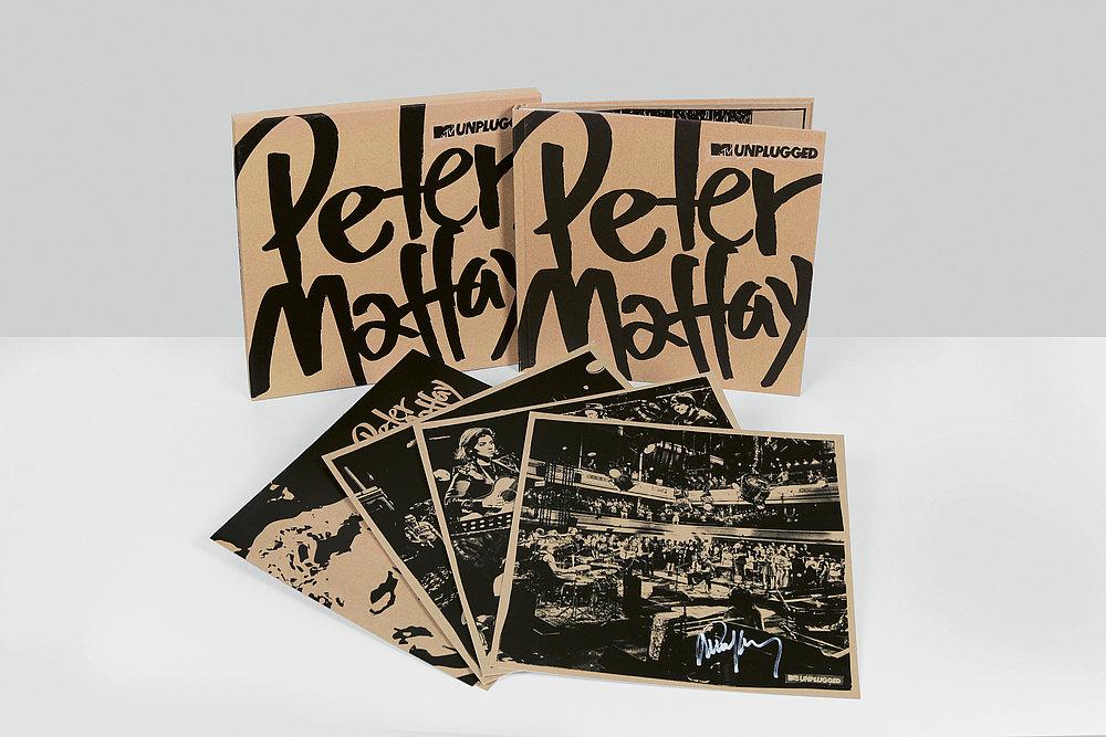 Peter Maffay – MTV Unplugged | Red Dot Design Award