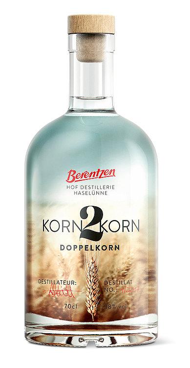 Berentzen Hof Destillerie Haselünne – Korn2Korn   Red Dot Design Award