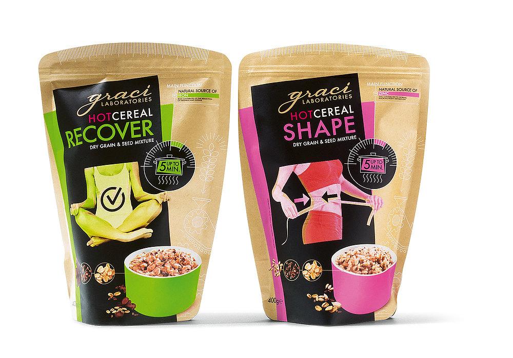 Graci Cereals | Red Dot Design Award