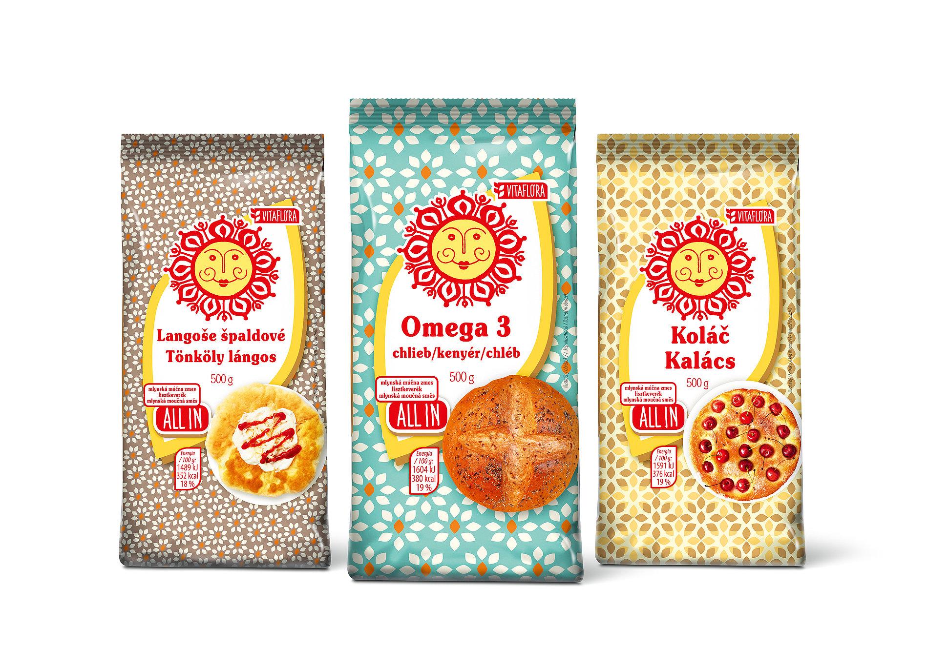 Sun Vitaflora Flour | Red Dot Design Award