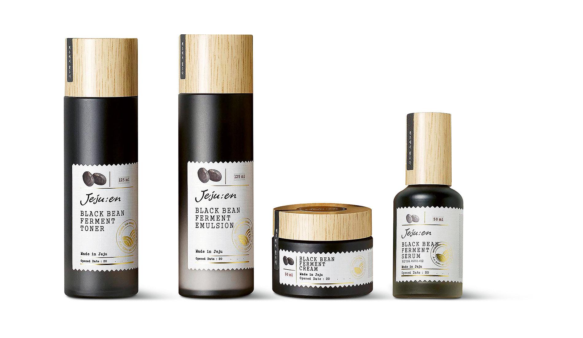 Jejujen Radiance Line, Black Bean Ferment Line | Red Dot Design Award