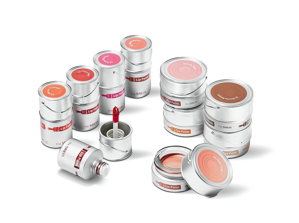 SAEM Paint | Red Dot Design Award