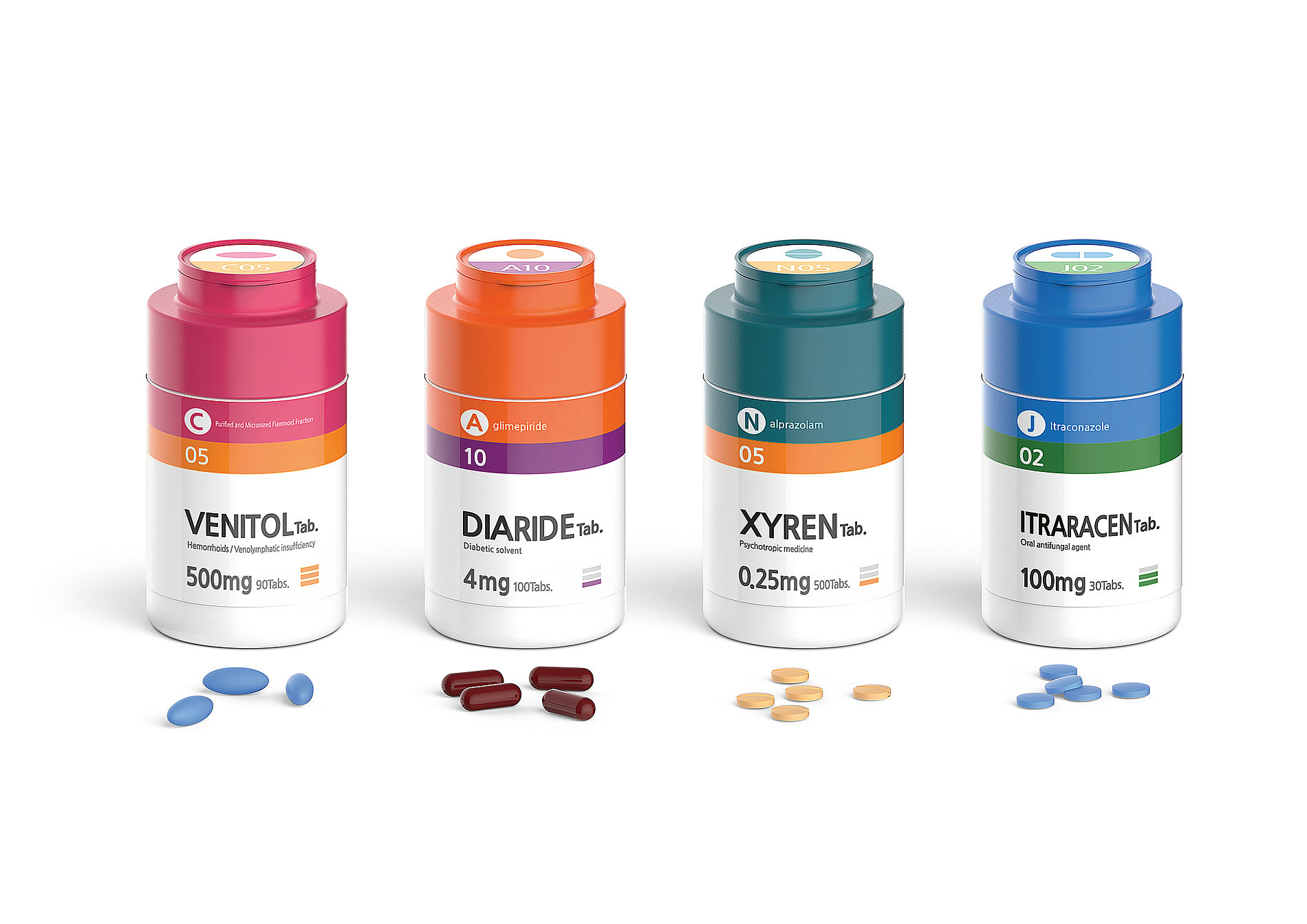 Easy Check Medication | Red Dot Design Award