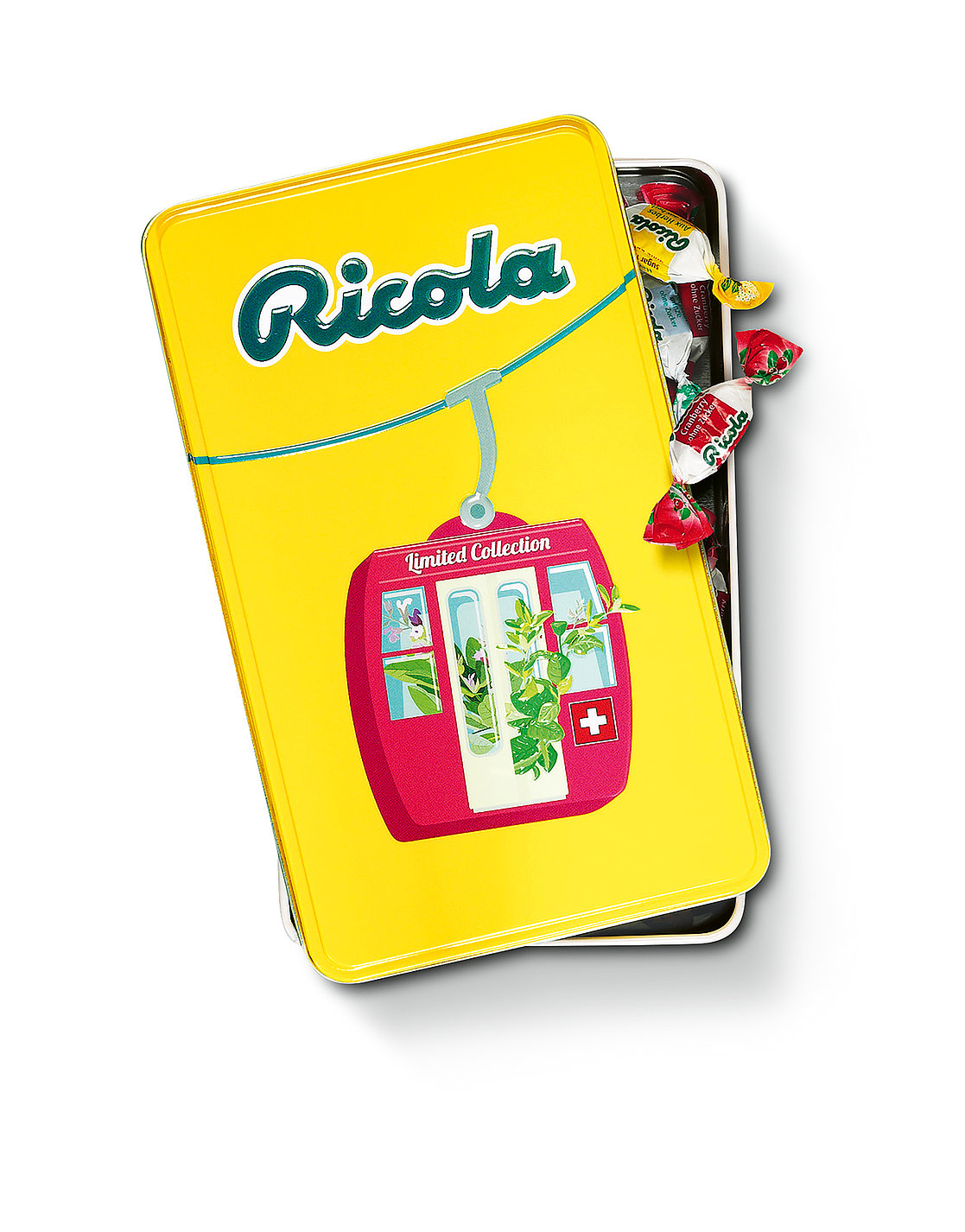 Ricola Limited Edition | Red Dot Design Award