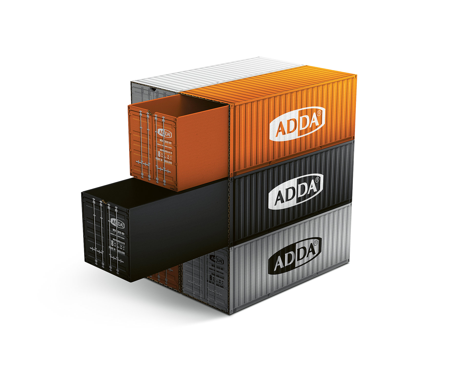Adda Container | Red Dot Design Award
