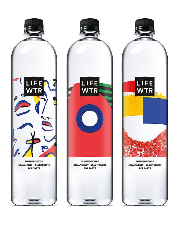 LIFEWTR Series 2,3,4 | Red Dot Design Award