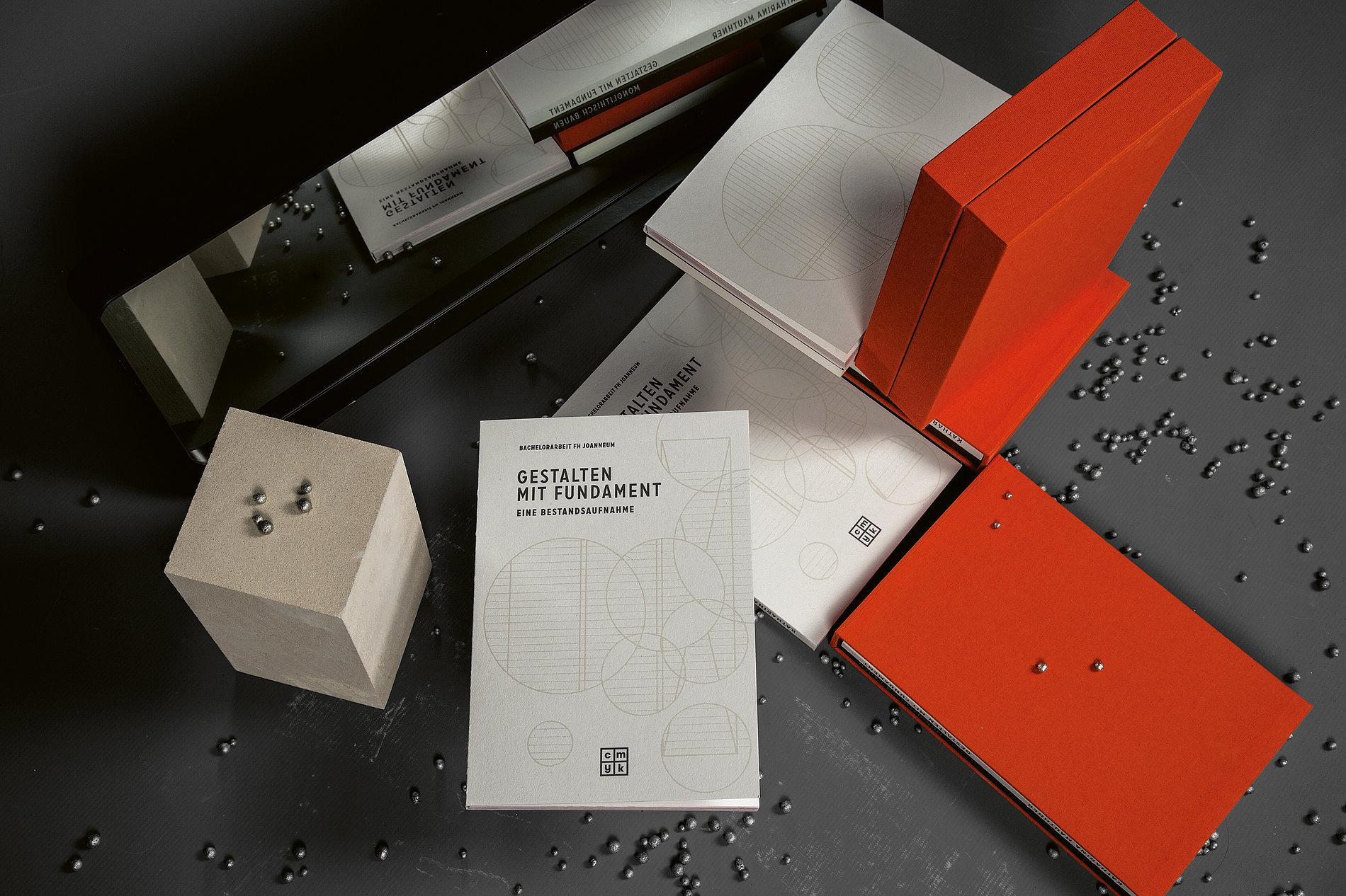 Gestalten mit Fundament/ Monolithisch bauen | Red Dot Design Award
