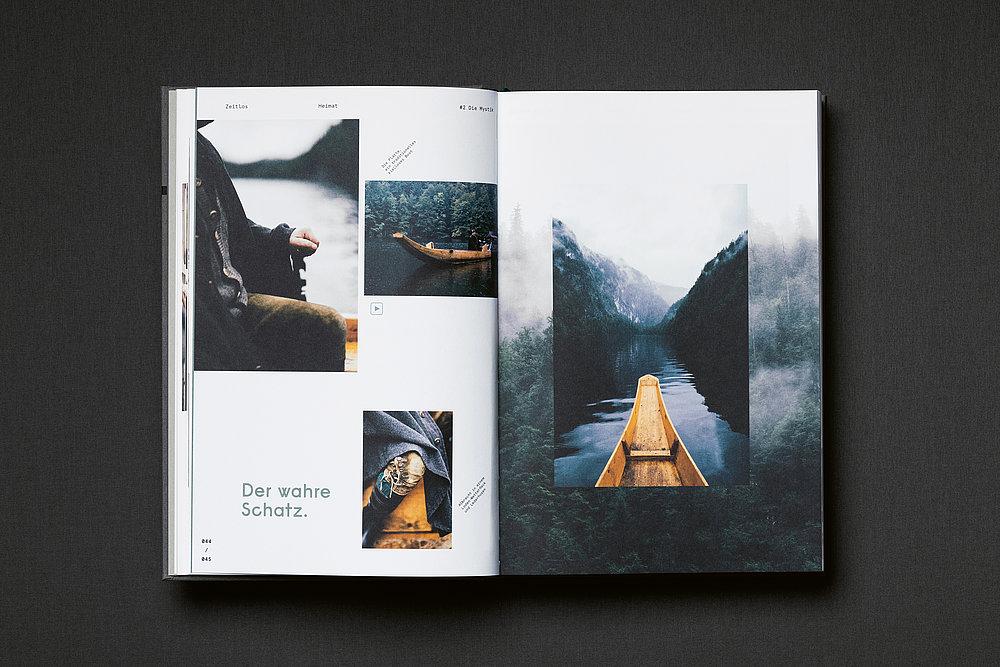 Zeit-los in Bewegung | Red Dot Design Award