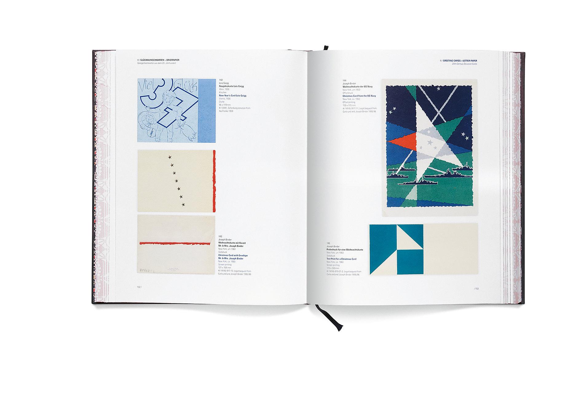 EPHEMERA – Die Gebrauchsgrafik der MAK-Bibliothek und Kunstblättersammlung | Red Dot Design Award