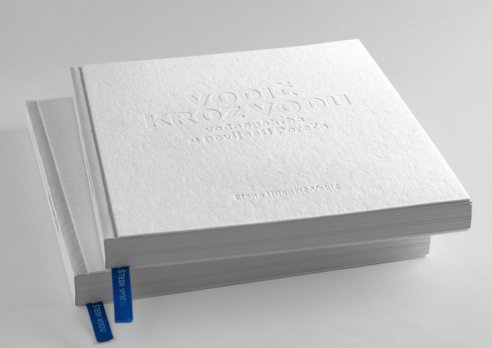 A Book That Saves Water | Red Dot Design Award