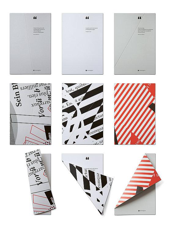 Arjowiggins – 10,000 Individual Bookmarks | Red Dot Design Award