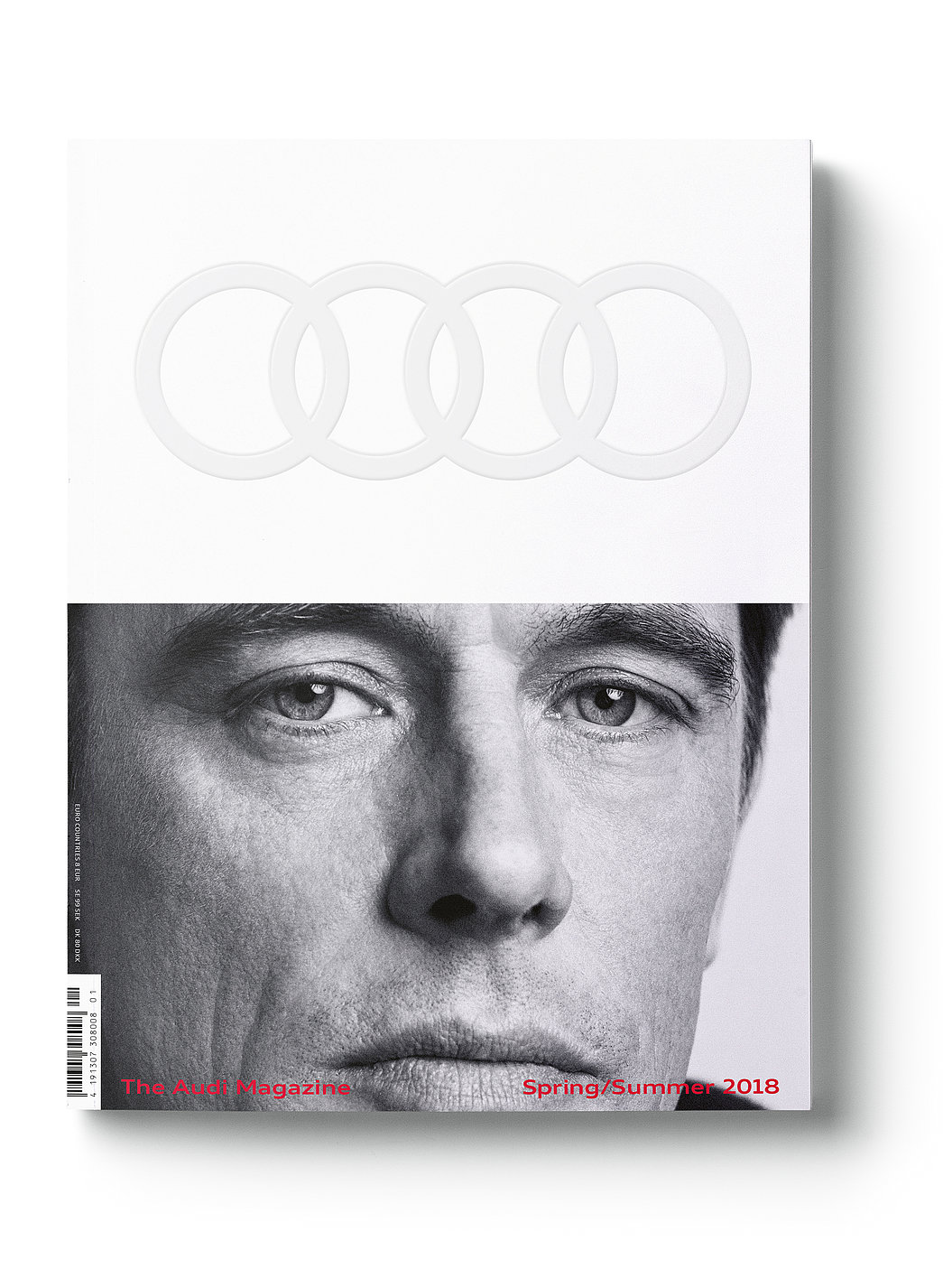 Audi Magazine Spring / Summer 2018 | Red Dot Design Award