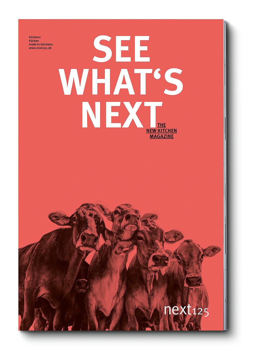 next125 Big Magazine 2018 | Red Dot Design Award