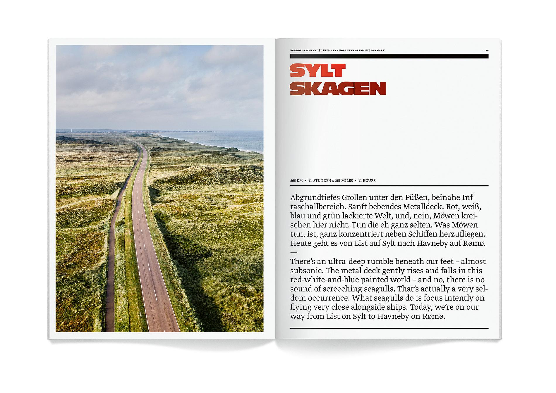 CURVES – Germany's Coastline/Denmark | Red Dot Design Award