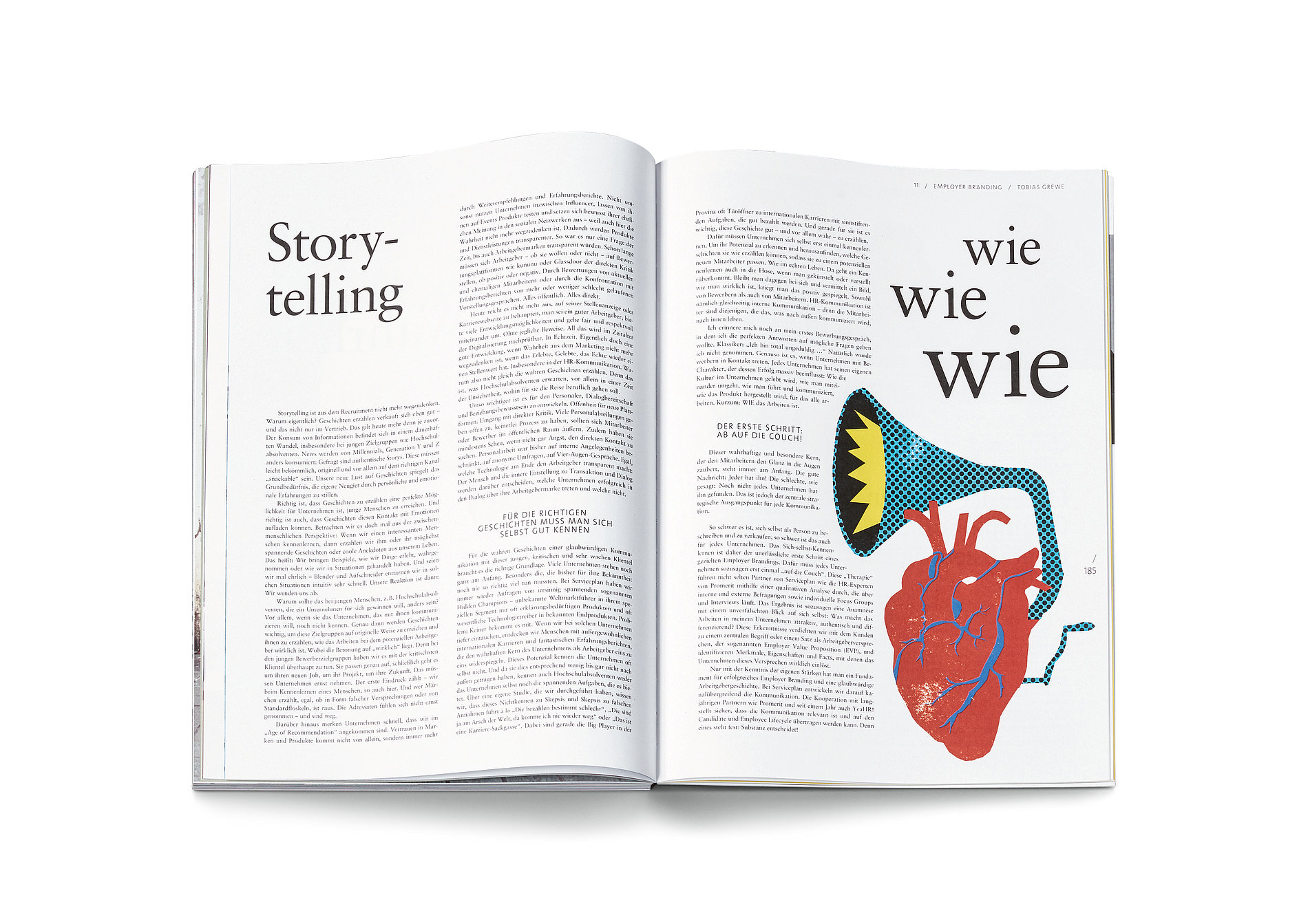 TWELVE – The Magazine for Brands, Media and Communication | Red Dot Design Award
